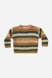 Rylee & Cru Aspen Stripe Sweater Kids - Product Mini Image