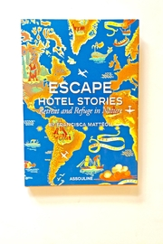 Assouline Hotel Stories Book - Product Mini Image