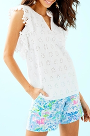 Lilly Pulitzer Astara Top - Product Mini Image