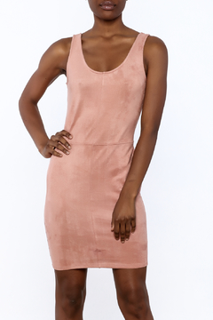 Shoptiques Product: Old Rose Bodycon Dress