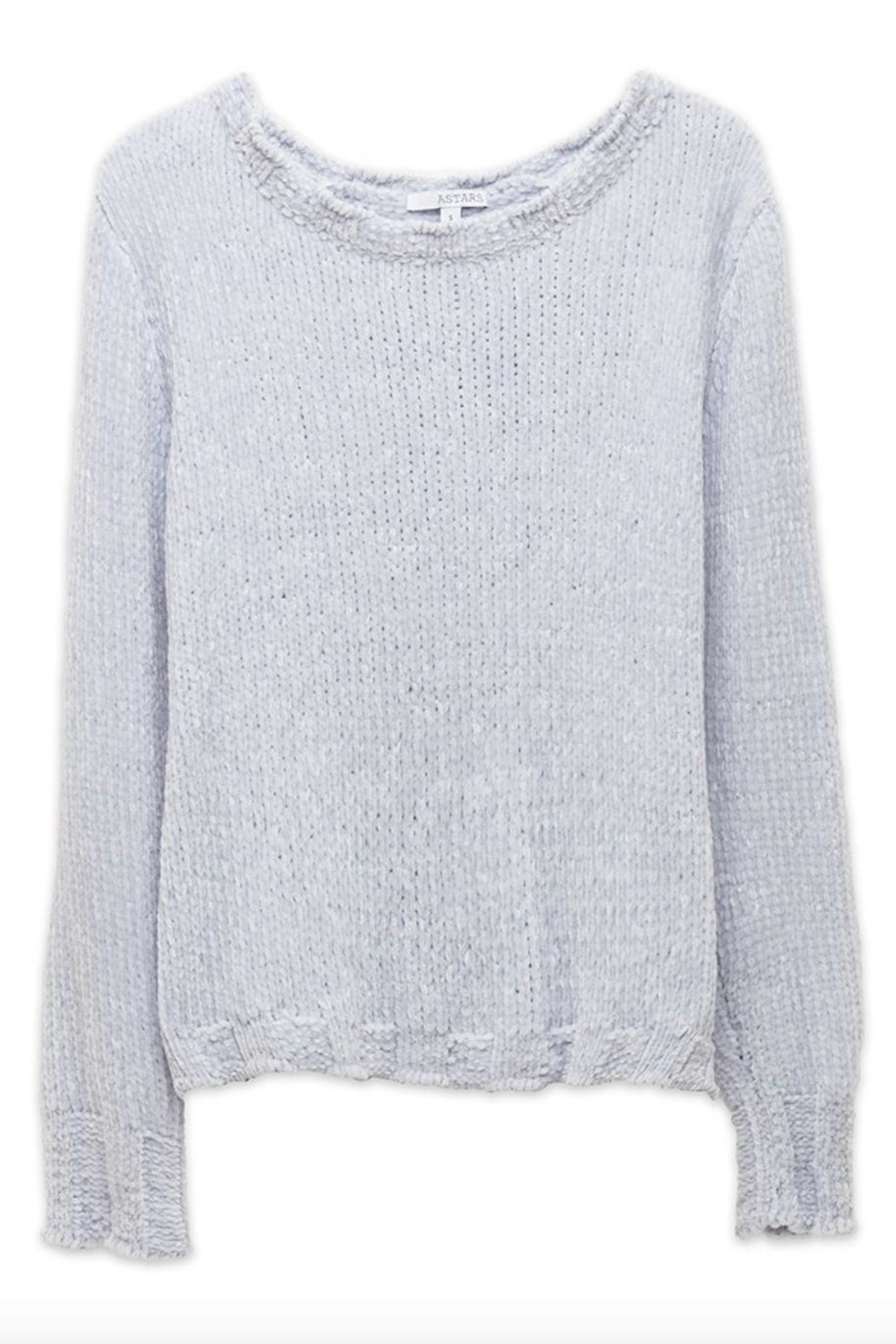 Astars Kai Crop Pullover - Side Cropped Image