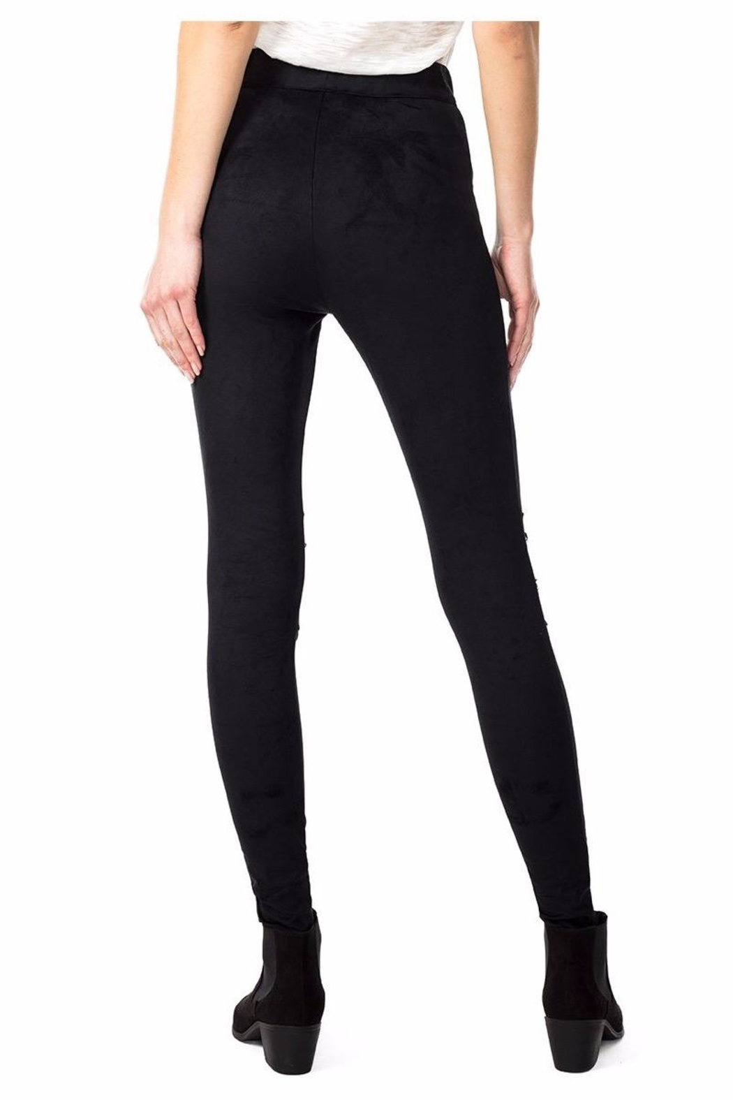 Astars Rizzo Tummy-Tuck Legging - Side Cropped Image