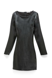 Astars Vegan Leather Dress - Product Mini Image
