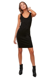 Astars Vegan Leather Rdress - Front full body