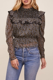 ASTR Alcott Floral Top - Product Mini Image
