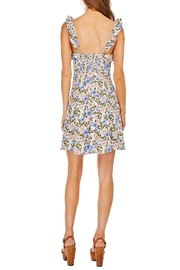 ASTR Floral Hannah Dress - Side cropped