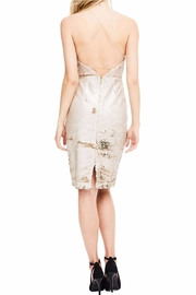 ASTR Francesca Sequin Dress - Front full body