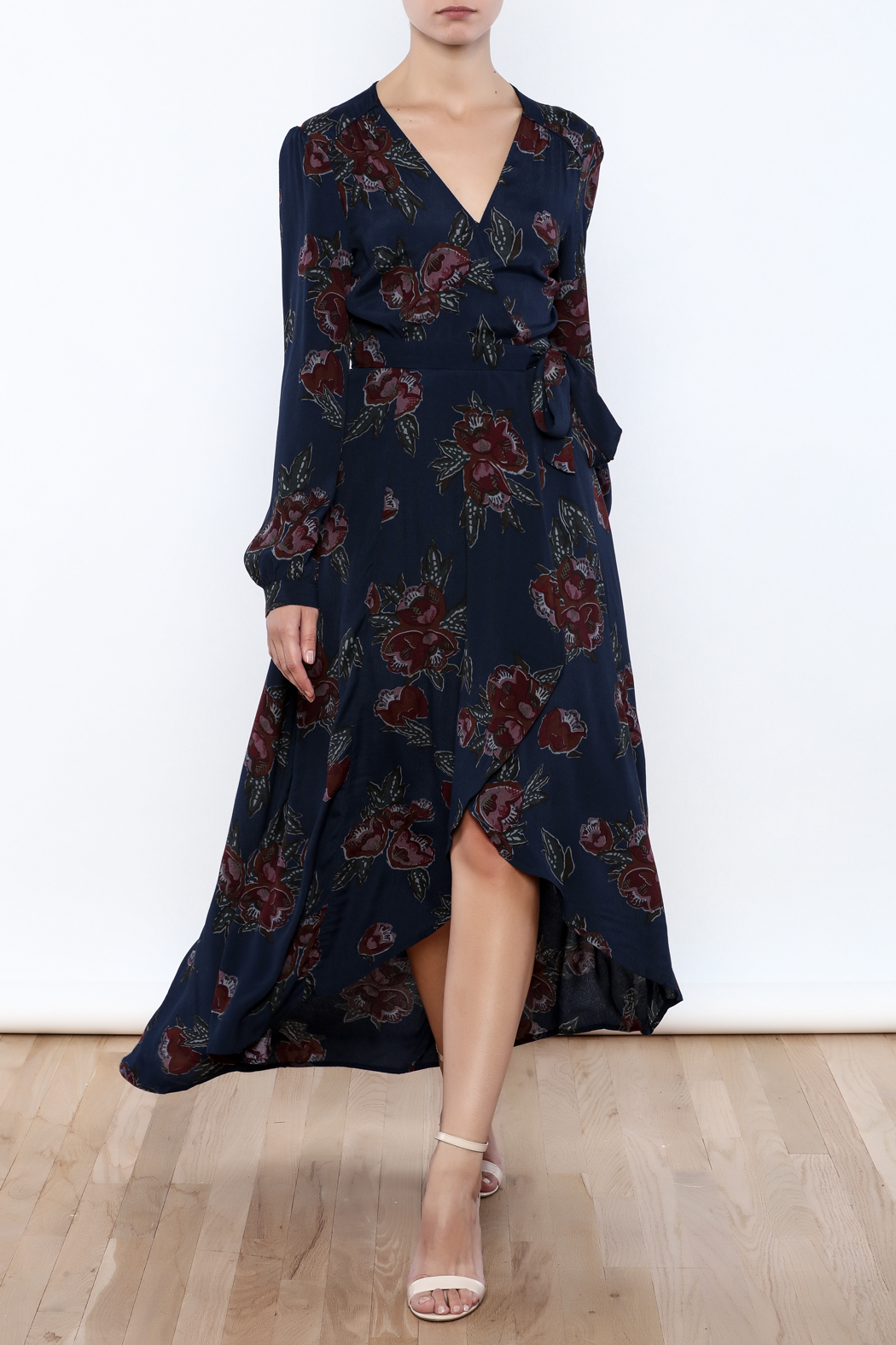 Astr Isabel Wrap Dress From Marina By Y Amp I Clothing
