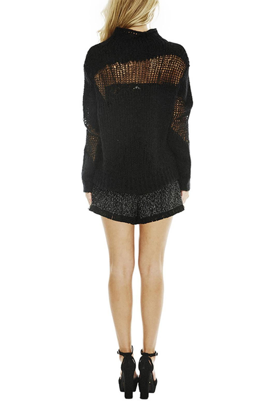 ASTR Louise Knit Sweater - Side Cropped Image