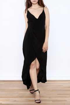 Shoptiques Product: Penelope Drape Front Dress