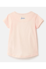 Joules Astra Applique T-Shirt 3-12 Years - Front full body