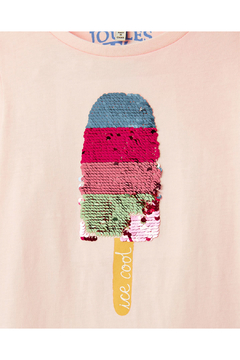 Joules Astra Applique T-Shirt 3-12 Years - Alternate List Image