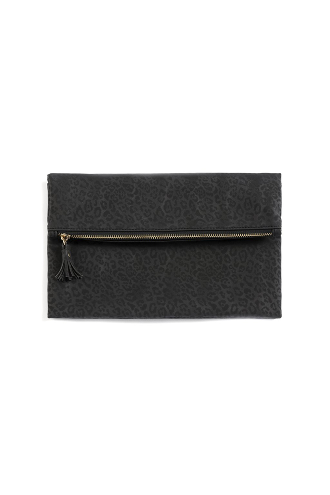 Shiraleah Astra Fold Clutch - Front Cropped Image