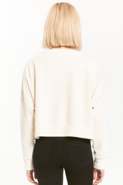 z supply Astrid Cord Pullover - Side cropped