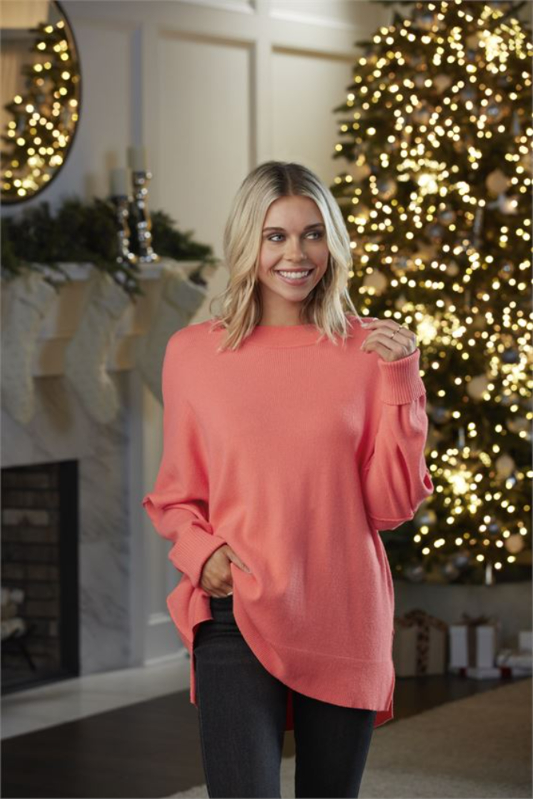 Mud Pie  Astrid Sweater - Front Cropped Image