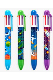 Ooly Astronaut 6 Click Multi Color Pen - Product Mini Image