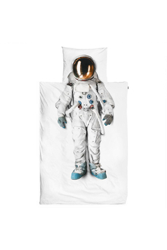 Shoptiques Product: Astronaut Duvet Cover Set