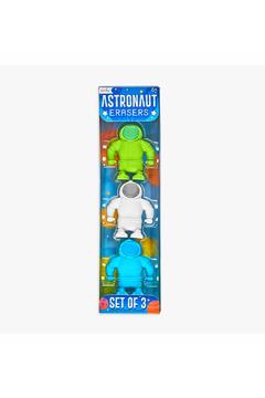 Ooly Astronaut Erasers - Product List Image