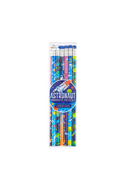 Ooly Astronaut Graphite Pencils - Set Of 12 - Product Mini Image