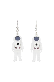 Little Moose Astronaut Stud Earrings - Product Mini Image