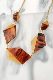 Rosa Pietsch Asymmetric Geo Necklaces - Product Mini Image