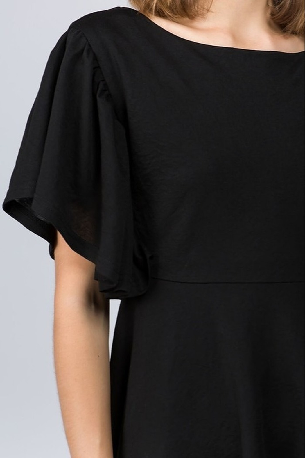 On Twelfth Asymmetric Hem Dress - Side Cropped Image