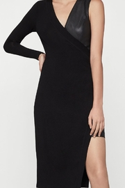 BCBG MAXAZRIA Asymmetric Jersey Dress - Product Mini Image