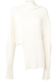 Proenza Schouler Asymmetric Ribbed Jumper - Other