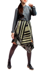 Clara Kaesdorf Asymmetric Skirt Printed - Product Mini Image