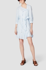 Derek Lam 10 Crosby Asymmetrical Belted Dress - Product Mini Image
