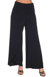 Last Tango Asymmetrical Drape Pants - Product Mini Image