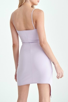 ALB Anchorage Asymmetrical Mini Dress - Alternate List Image