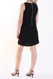 Talk of the Walk Asymmetrical Overlay Dress - Other