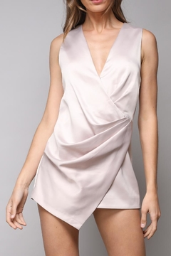 Shoptiques Product: Asymmetrical Romper