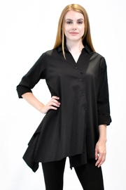 Comfy USA Asymmetrical Shirt - Product Mini Image
