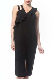Madonna & Co Asymmetrical Shoulder Lbd - Product Mini Image