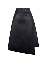 Helena Jones Asymmetrical Skirt - Product Mini Image