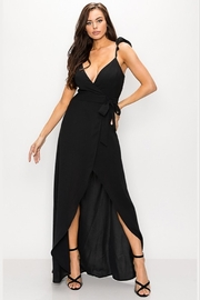 privy Asymmetrical Tie Maxi - Product Mini Image