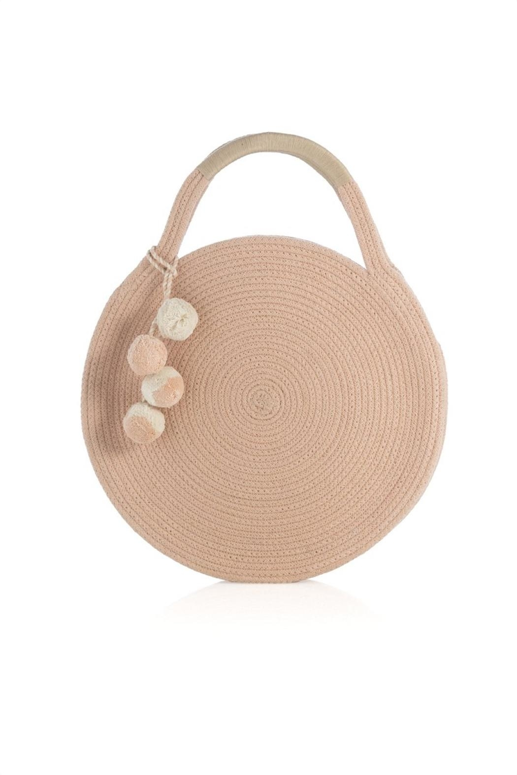Shiraleah At First Blush Circle Handbag - Main Image