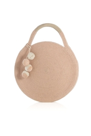 Shiraleah At First Blush Circle Handbag - Front cropped