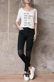 Atelier B.A. Amy Skinny Jean - Front cropped