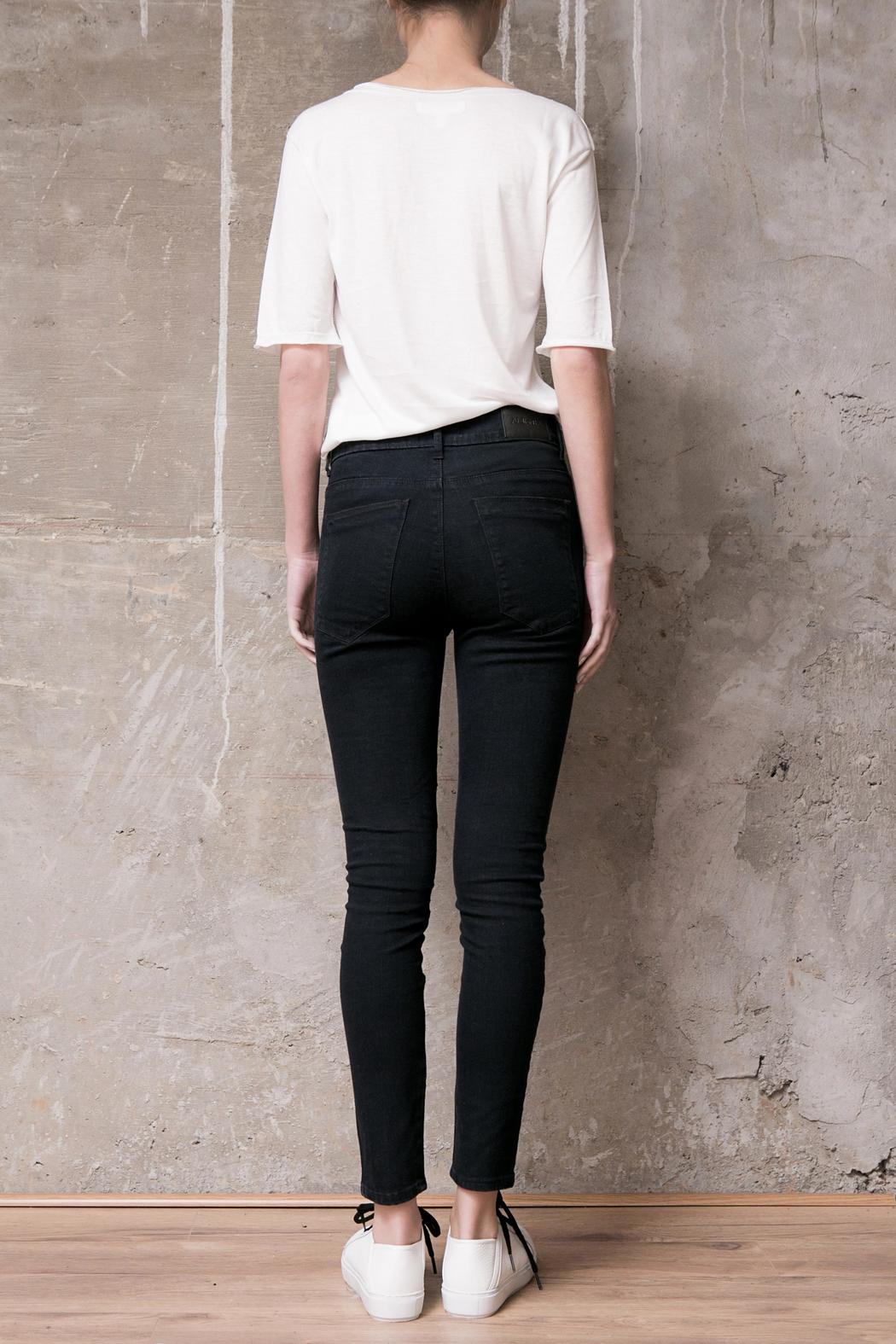 Atelier B.A. Amy Skinny Jean - Back Cropped Image