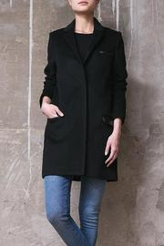Atelier B.A. Azabache Coat - Product Mini Image