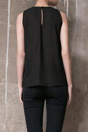Atelier B.A. Black Azabache Top - Side cropped
