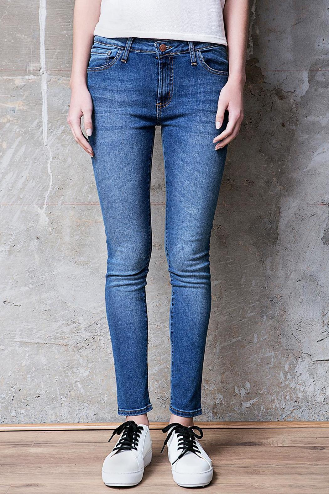 Atelier B.A. Charcas Skinny Jean - Main Image