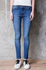 Atelier B.A. Charcas Skinny Jean - Product Mini Image