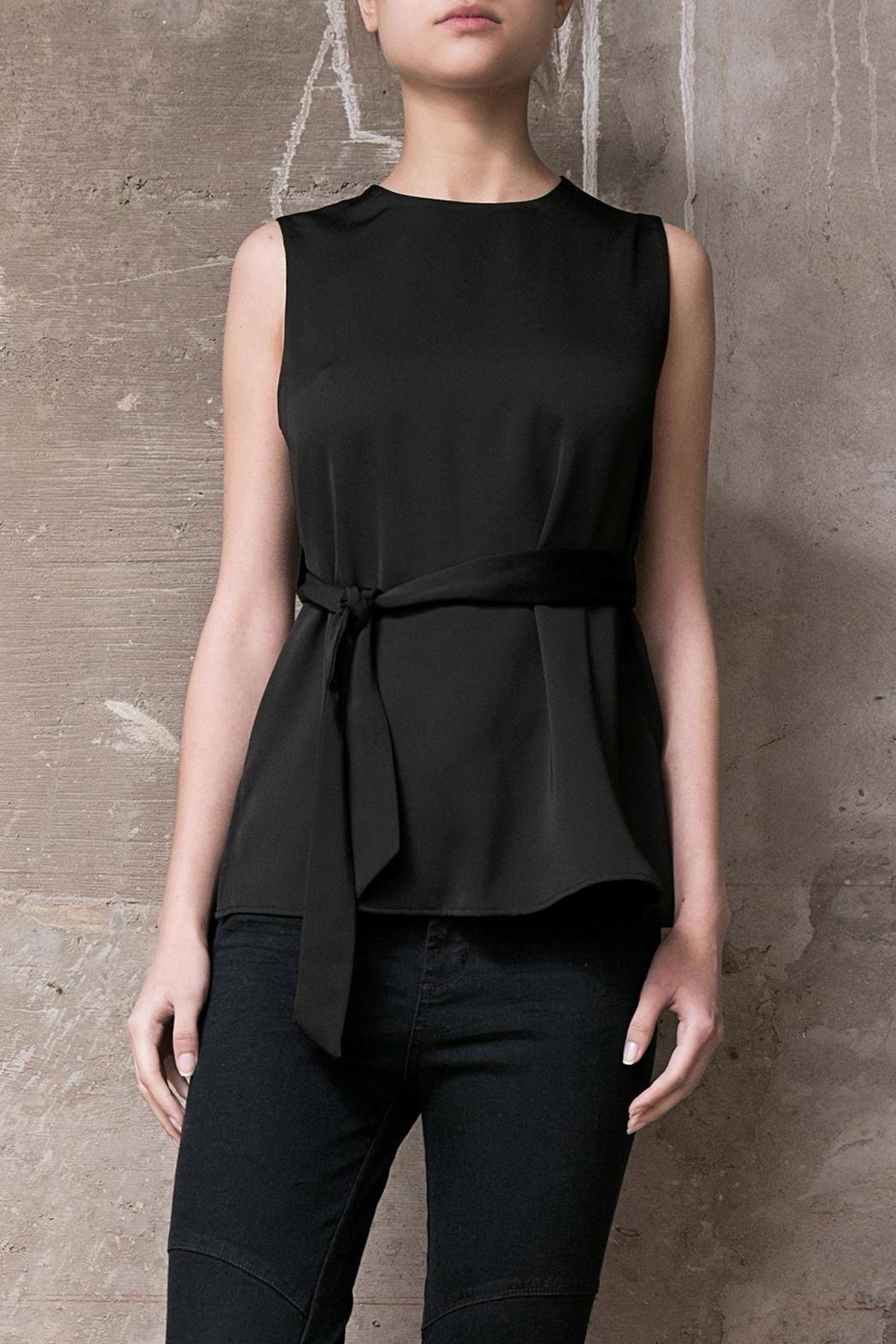 Atelier B.A. Onix Top - Front Cropped Image