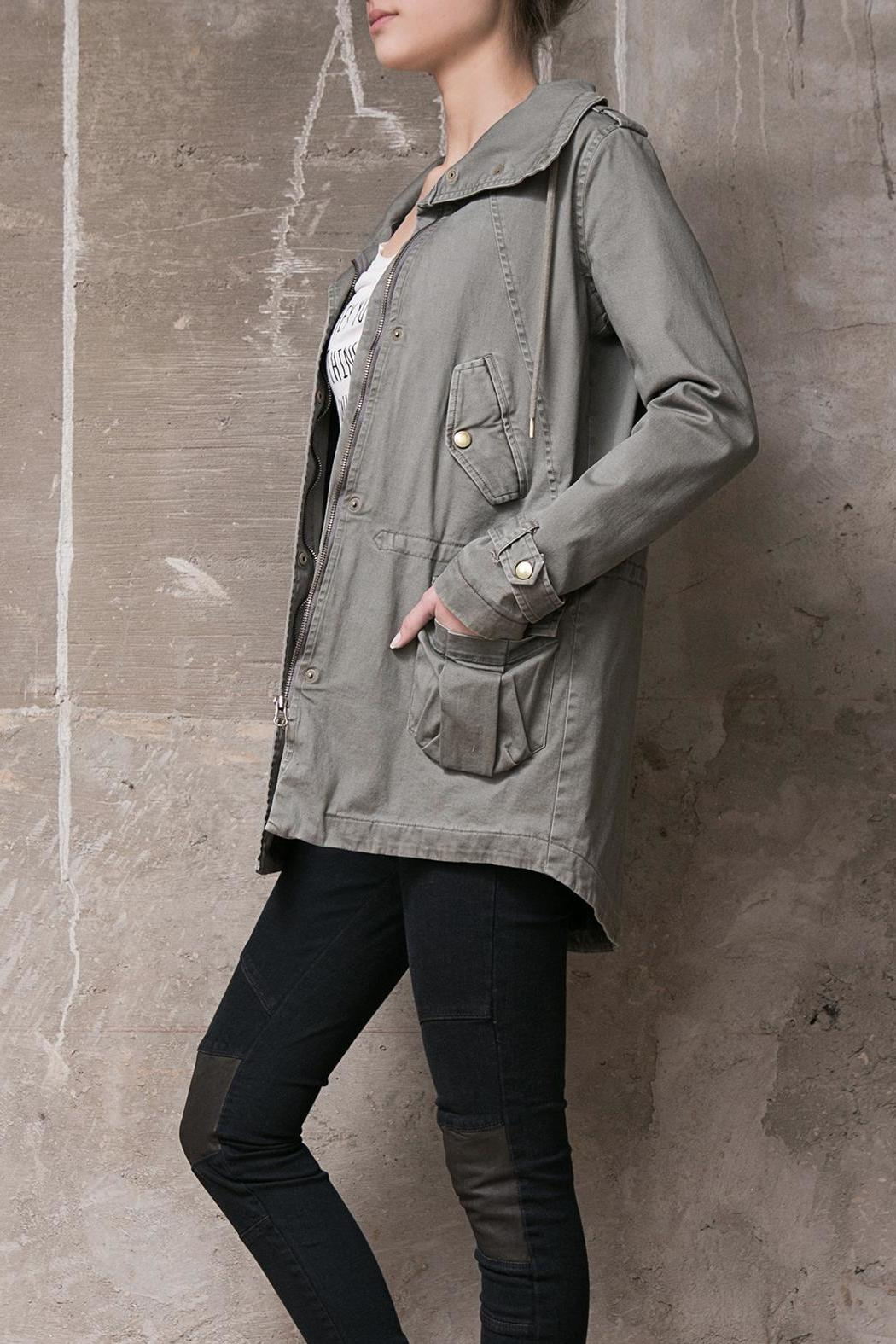 Atelier B.A. Opal Parka - Front Full Image