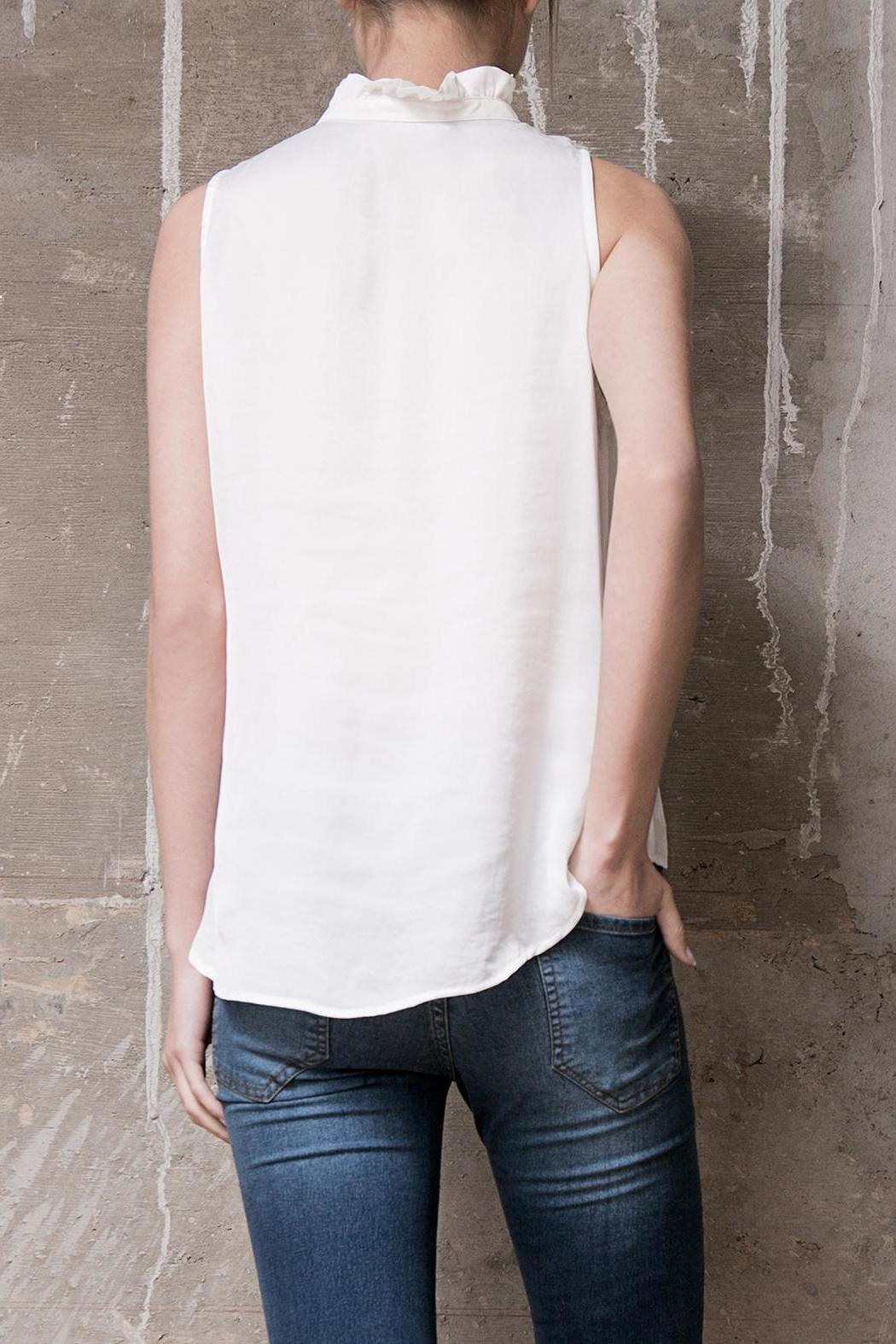 Atelier B.A. Perla Top - Side Cropped Image