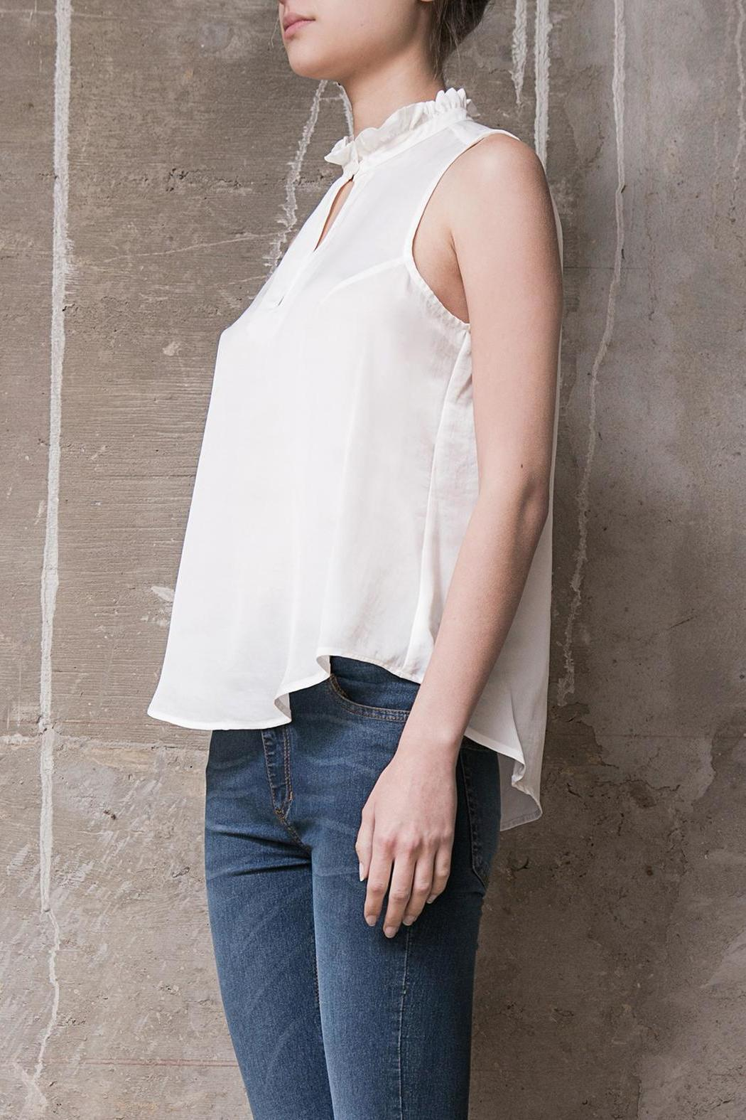 Atelier B.A. Perla Top - Front Full Image